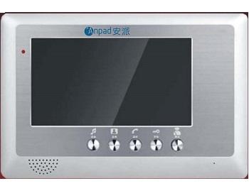 可视免提分机602款(铝面板)