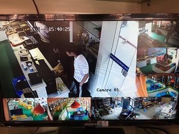 昆明餐廳監控安裝系統