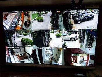 楚雄彝人古镇酒店监控安装系统