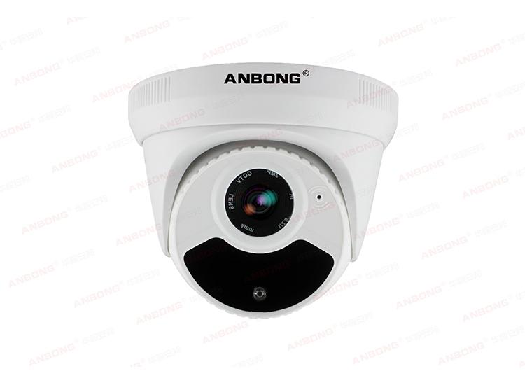 昆明6系列音视频同步半球型网络摄像机