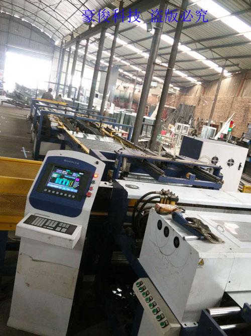 雲南風櫃廠家-風管生產五線1