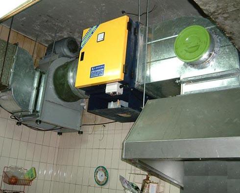 油煙淨化器6