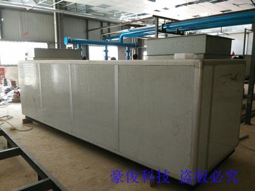 雲南中央空調工程安裝-組合式空調