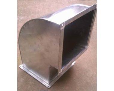 雲南風櫃廠家-方形風管連接件