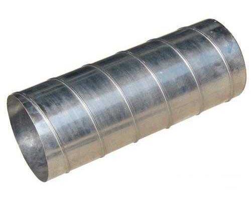 雲南中央空調工程安裝-螺旋風管直管