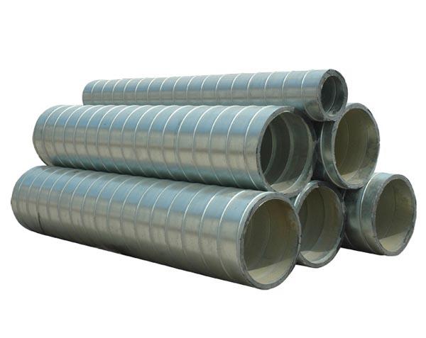 云南矩形方管厂家-双层保温螺旋风管