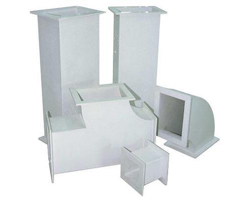 昆明除尘环保工程-无机玻璃钢风管