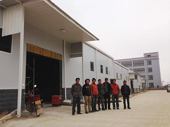 云南工厂活动板房