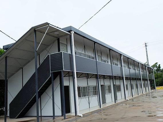 活动板房在城市建设方面发挥着巨大的作用