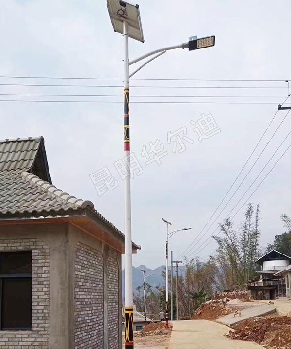 云南智能节能太阳能路灯