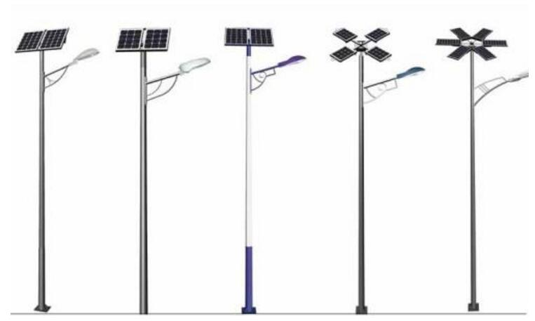 云南5米太阳能路灯多少钱一套?