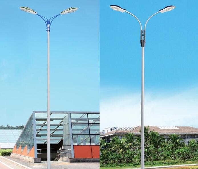 云南太陽能路燈燈桿有哪些規定