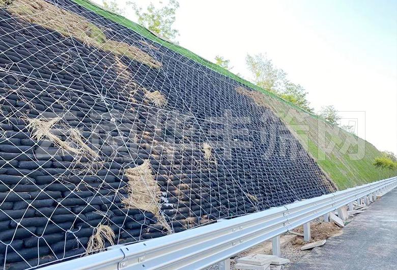 sns柔性防护网防护边坡