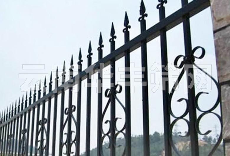 弥勒小区锌钢护栏网