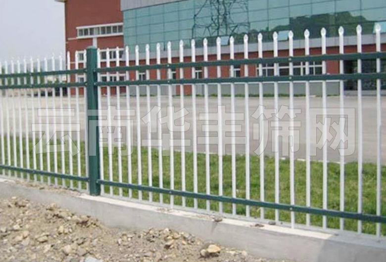 景洪锌钢防护围栏