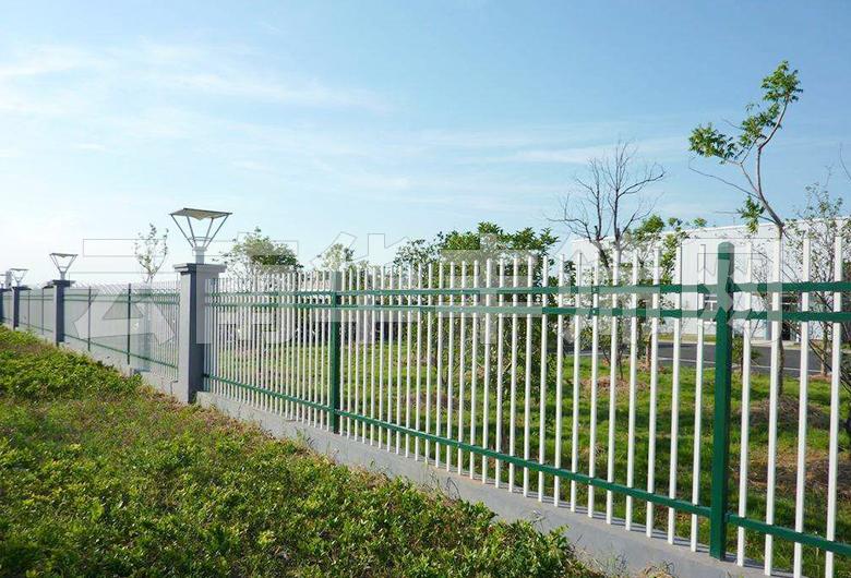 怒江锌钢花园护栏