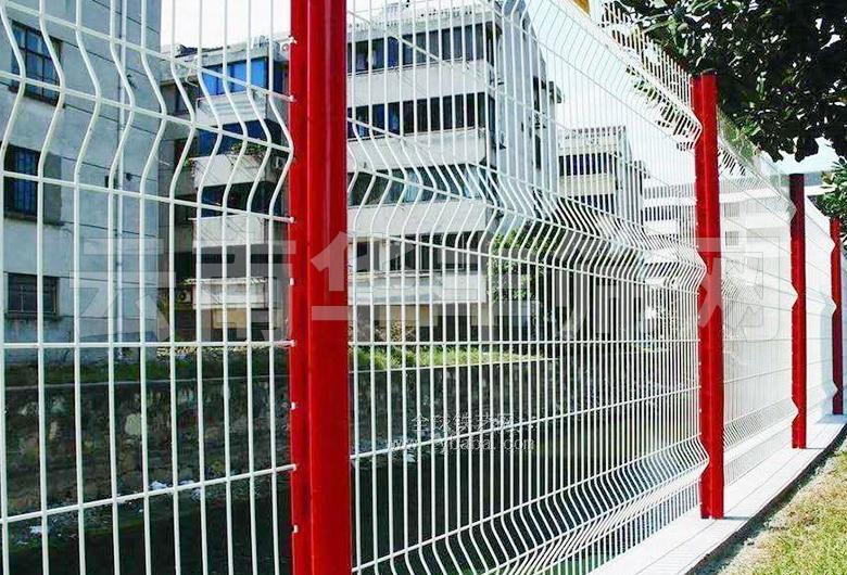 红河锌钢组合式护栏