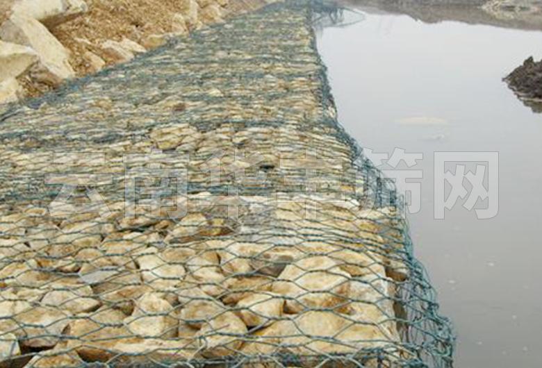 河道铁丝石笼网