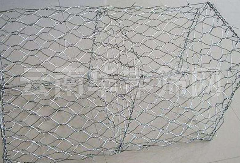 弥勒石笼网铅丝笼