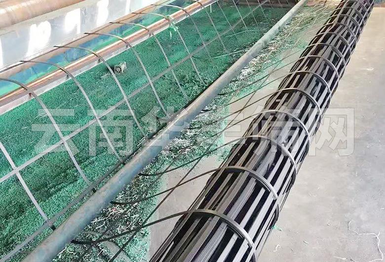 丽江工程用土工格栅