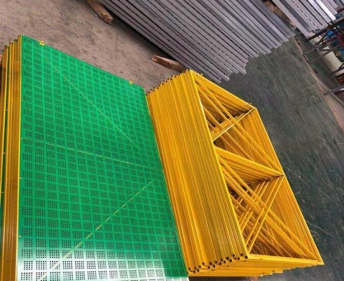 云南钢板网在建筑安全作业中的使用规范