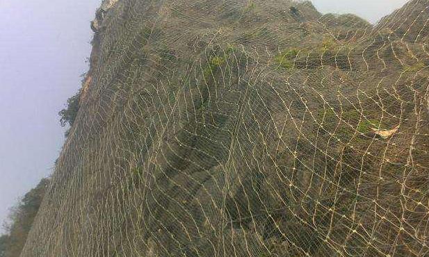 昆明山体边坡主动防护网厂家