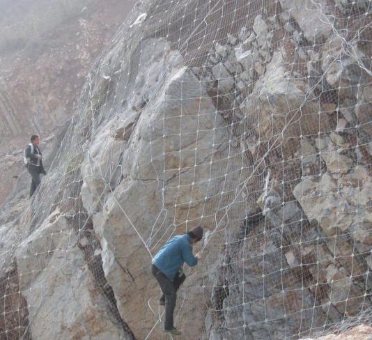 邊坡防護網保養〔邊坡防護網維護保養方法〕