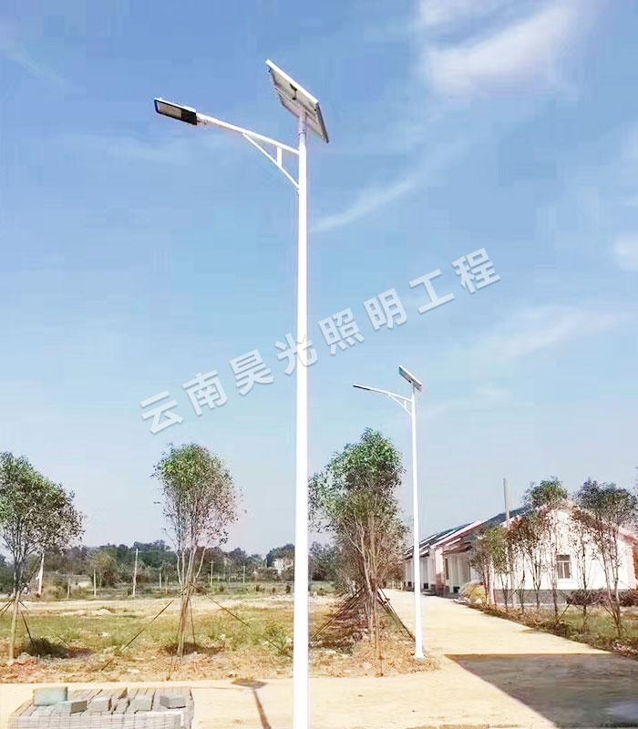 太阳能路灯维护需注意哪些问题?