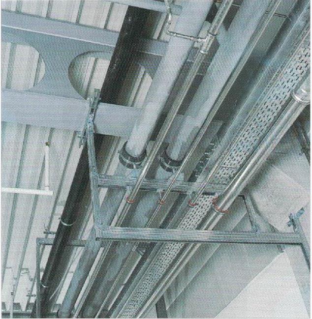 工业支架安装