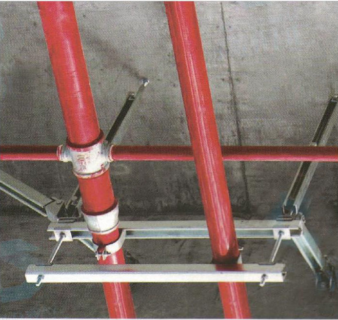管道支架安装过程中不得不注意的几个要点