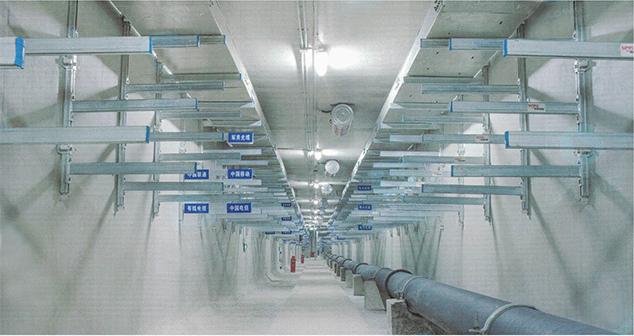 地下管廊安装