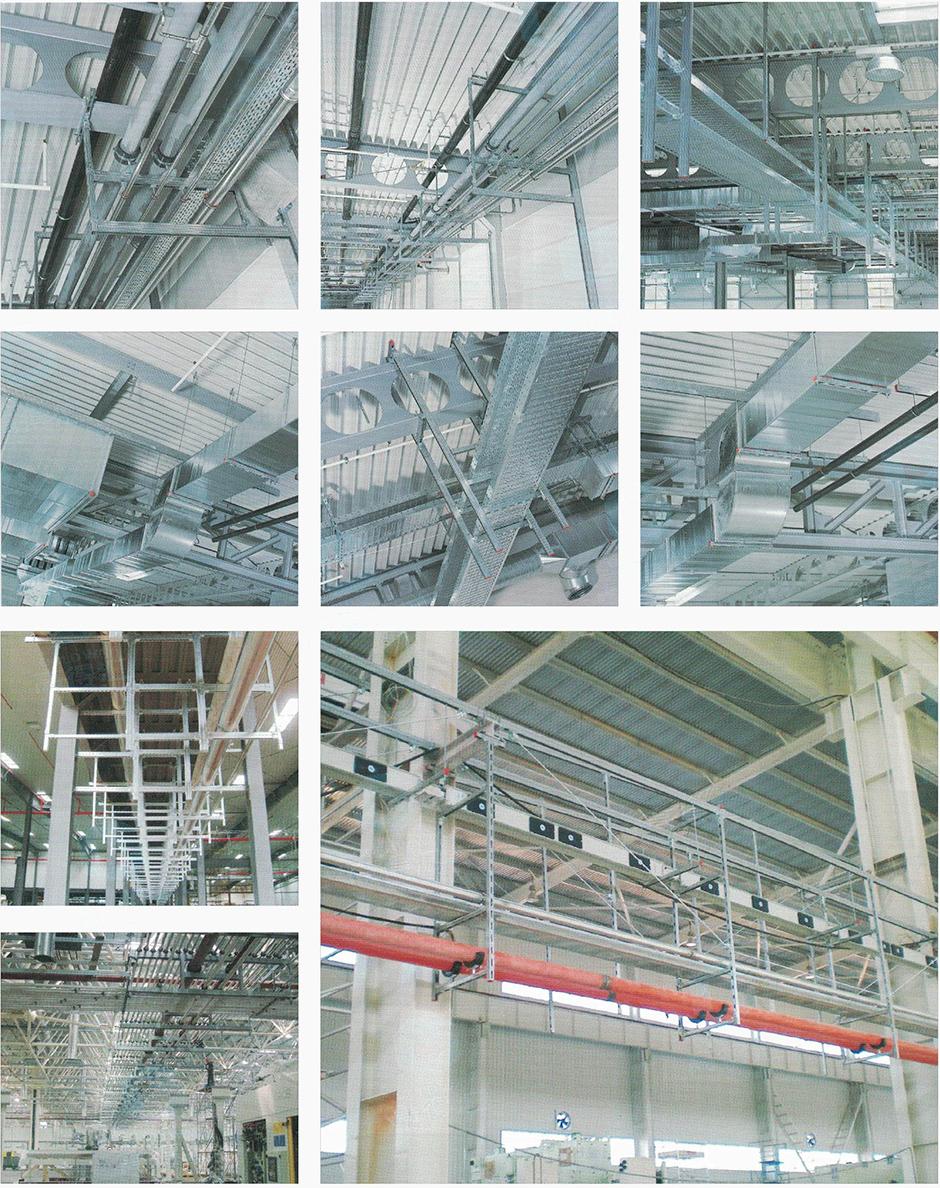 云南工业支架安装