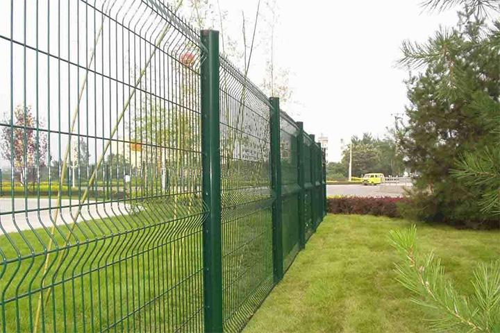 小区护栏网安装
