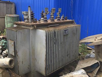 旧变压器回收