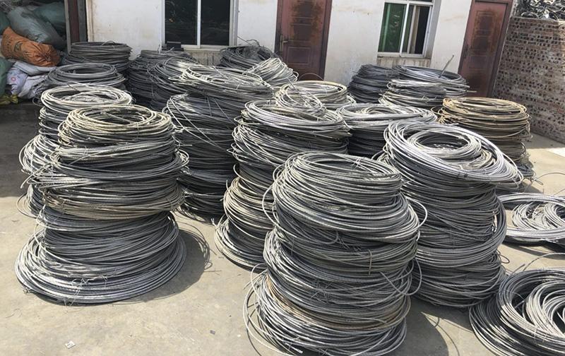 钢芯铝绞线回收