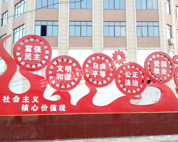 临沧党建标识牌制作公司给大家讲讲党建标识牌的意义