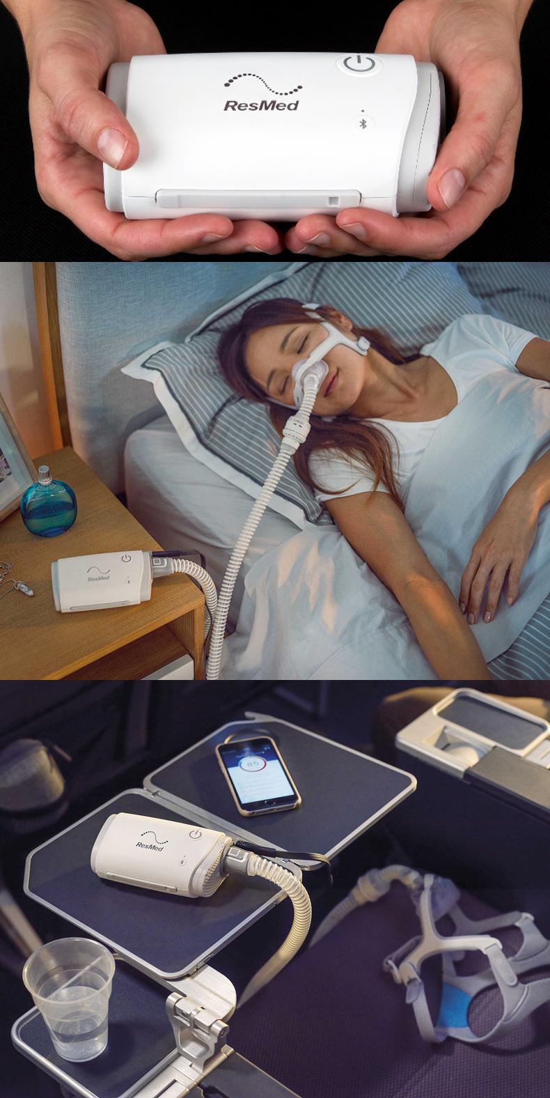昆明瑞思迈便携式呼吸机