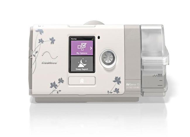 瑞思迈AirSense 10 AutoSet单水平全自动呼吸机
