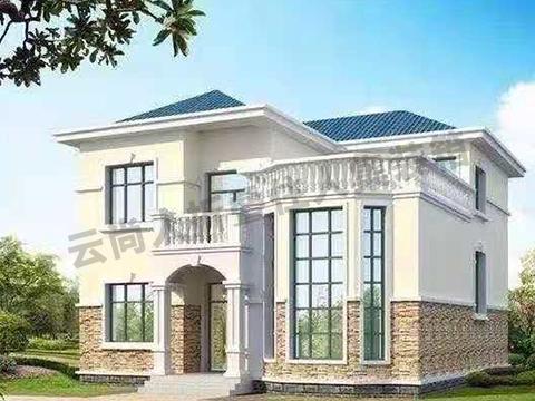 新型轻钢结构别墅房