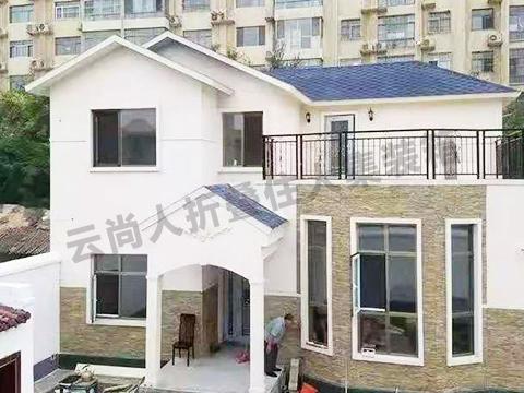 轻钢钢结构别墅
