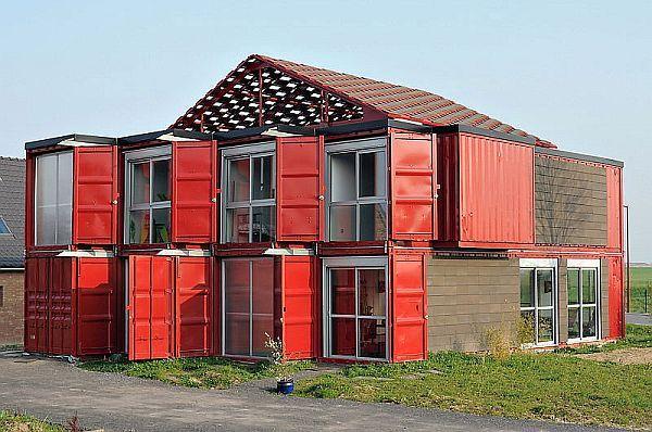 住人集装箱活动房对人身体有害吗?也会存在甲醛吗?