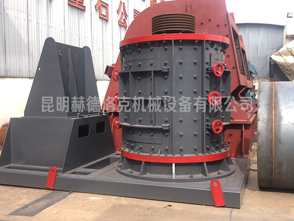 在云南制砂机生产中保证材料质量的重要性