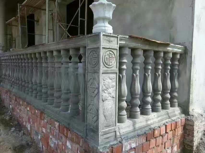 昆明罗马柱福字花瓶模具