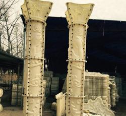 欧式罗马柱模具
