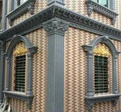 现浇窗套罗马柱模具