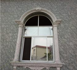 现浇欧式窗套模具