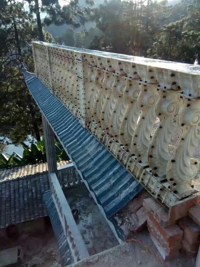 昆明罗马柱模具海马阳台柱图片