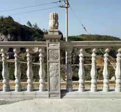 狮子柱头阳台花瓶柱