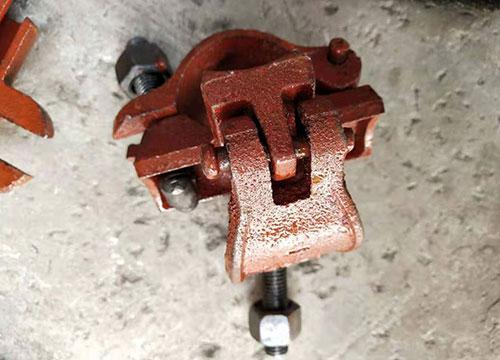 鋼管直角扣件
