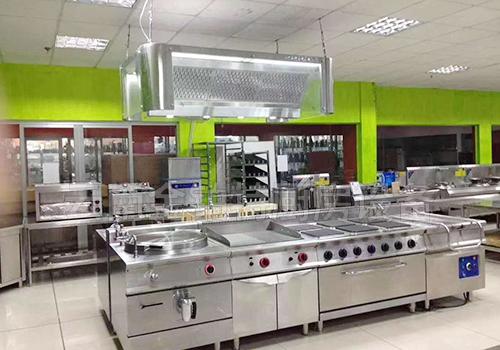 单位食堂厨房厨具